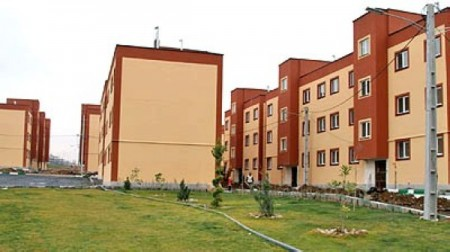 Mehr Housing apartment new town Hashtgerd sales