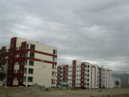 شهر جدید هشتگرد مسکن مهر
