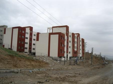 شهر جدید مسکن مهر