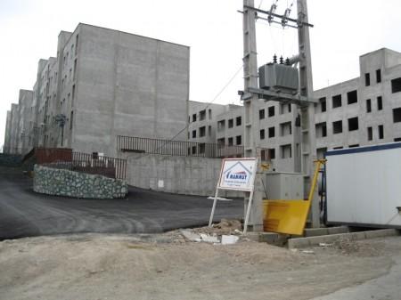 فروش مسکن مهر شهر جدید هشتگرد پروژه ماموت